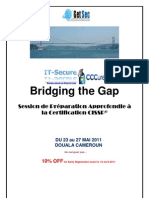 Programme Formation CISSP 2011
