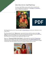 Rowdy Rathore Music Review | Sajid-Wajid Songs