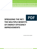 Spreading the Net - The Multiple Benefits of Energy Efficiency Improvements