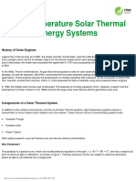 Renewable Energy - Solar Electrical Energy Systems