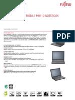 Fujitsu EsprimoMobeile m9410