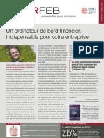 Un ordinateur de bord financier, indispensable pour votre entreprise, Infor FEB 15, 10 mai 2012