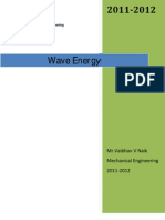 Module No 5b.waves Energy