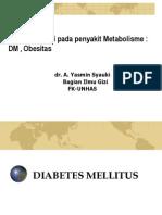 Asuhan Nutrisi Pada DM Dan Obes