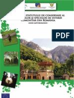Evaluarea Statutului de Conservare Al Habitatelor Si Speciilor Din Romania (Ghid logic