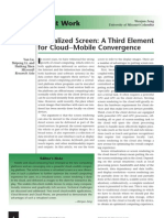 Virtualized Screen