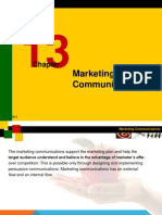 Marketing Communication-Marketing Management