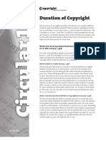 Duration of Copyright 1978 US