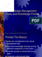 KM Tools and Portal