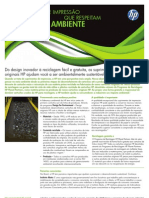 HP Supplies Enviro Brochure Brazil