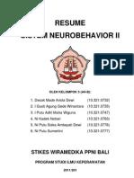 Resume Makul NEURO 2
