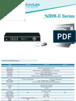 Xdvr c Series