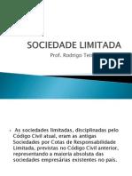 SOCIEDADE LIMITADA - aula