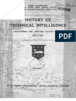 Hist Techn Intelligence SW Pacific