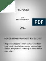 PROPOSISI (1)