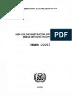 1979 MODU Code