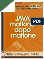 (eBook - PDF - Ita) Java Mattone Dopo Mattone