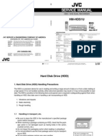JVC HM-HDS1 Service Manual
