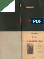 Vasile D. Moisiu - Stiri Din Basarabia de Astazi (1915)