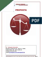 GT Advogados dos - PROPOSTA