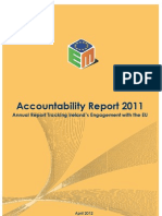 European Movement Accountability Report 2011