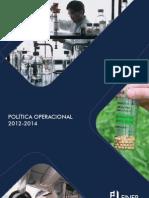FINEP Política Operacional 2012 2014
