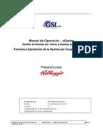 Manual de Operación  de Usuarios Solicitante kellogg's