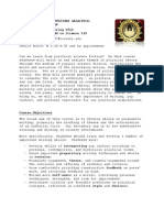Pol of BSG - Spring 2012 Syllabus