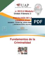 Fundamentos de La Criminal Id Ad