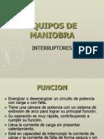 Equipos de Maniobra_interruptores Pte 1[1]