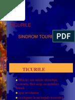 TICURILE TOURETTE
