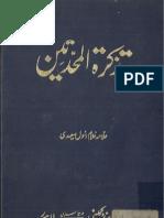 Tazkira tul Mohaddiseen by Allama Ghulam Rasool Saeedi