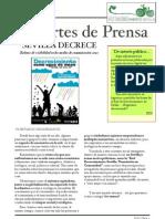 Dossier Recortes Prensa Sevilla Decrece2011