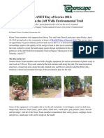Jeff Wells Environmental Trail