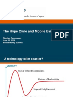 Hype Cycle and Mobile Banking