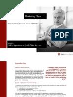 24578690 the Direct Marketing Plan