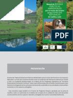 Manual Practicas Ambientales para el turismo