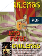 Chulerías | EP by Jero Férec on iTunes (CD Booklet)