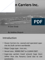 Ocean Carriers Inc