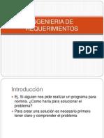 INGENIERIA DE REQUERIMIENTOS