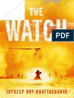 The Watch by Joydeep Roy-Bhattacharya - Excerpt