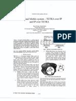 Tetra Over Ip