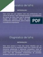 Diagnóstico de falha