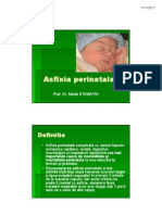 Asfixia perinatala