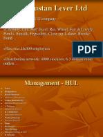 Hindustan Lever Ltd