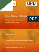 Caso Clínico biliperitoneo
