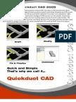 ShopData Quickduct CAD 2009