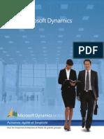 Microsoft Dynamics AX 2012 Fr