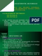 Vi.2karakteristik Air Formasi