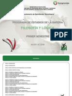 FILOSOFIA Y LOGICA